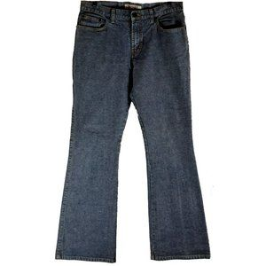 Abercrombie & Fitch authentic quality blue jeans